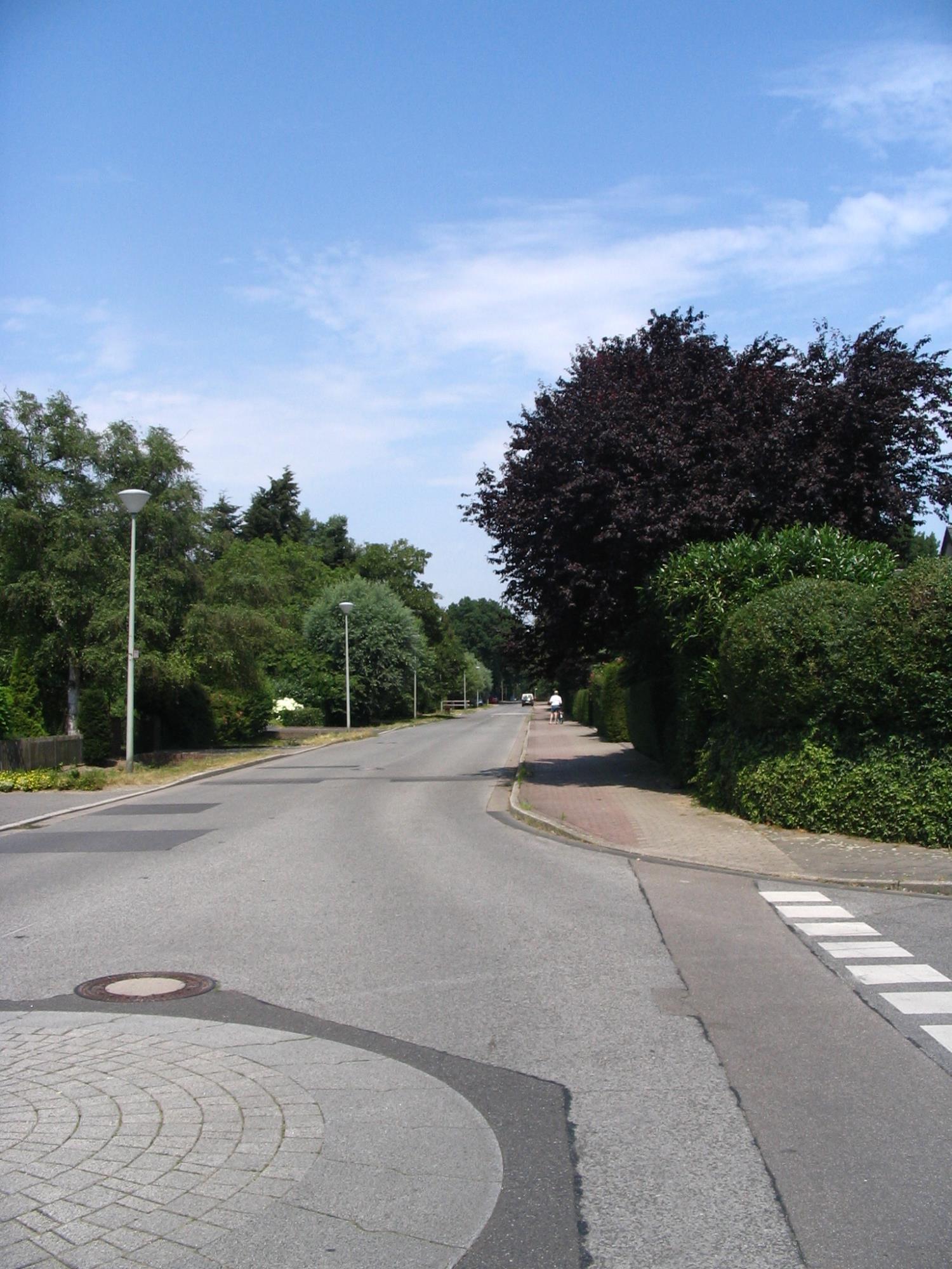 Straßenansicht 2