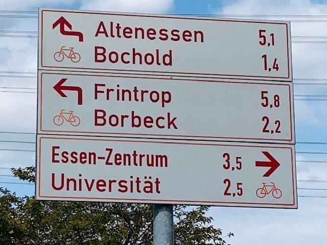 Radschnellweg Ruhr