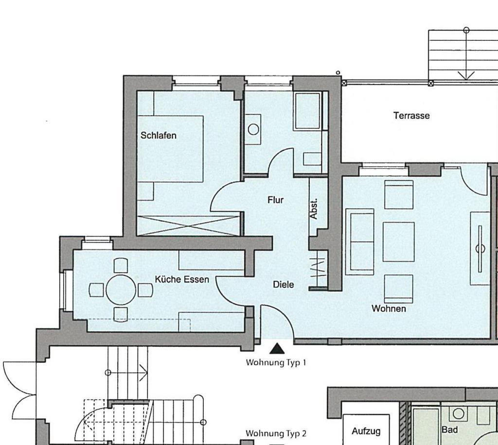 Wohnung Typ 1