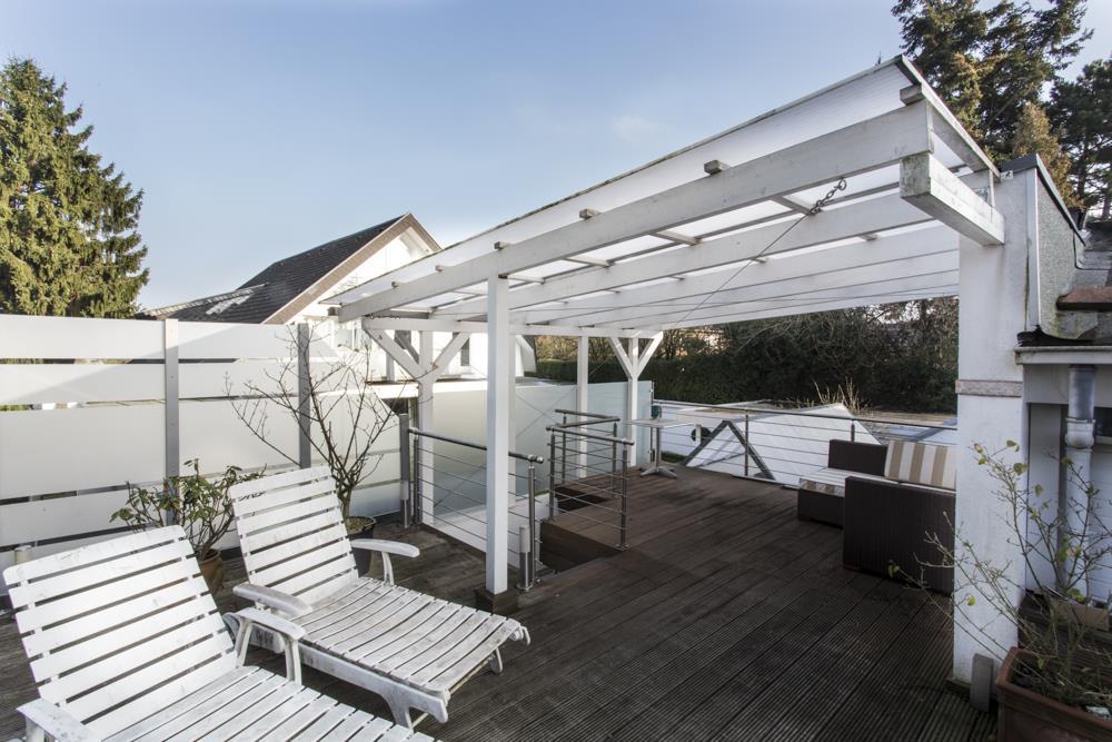 Sonnen-Dachterrasse